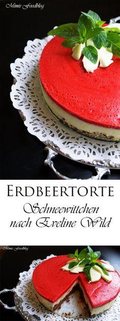 Schneewittchen nach Eveline Wild Sweets Cake, Cupcake Cakes, Cupcakes, Eveline Wild, Austrian Recipes, Austrian Food, Cake & Co, Cake Boss, World Recipes