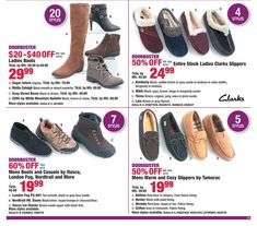 Boscovs Black Friday 2017 Ads and Deals Black Friday Ads, Deal Sale, Clarks, Coupons, Burgundy, Slippers, Lady, Boots, Shopping