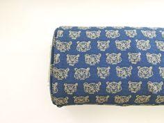 ▲綿(コットン) - 商品詳細 ★ポイント5倍★ジャガードニット タイガー 150cm巾/生地の専門店 布もよう