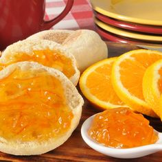 This easy orange marmalade recipe will make about 6 pints and these marmalades are canned with the hot water bath method.