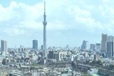 すてきな場所を発見しよう東京下町さんぽ東京スカイツリーを見に行こう編
