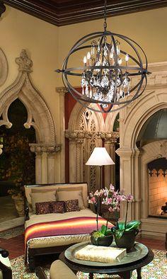 f2942 6slv 6 light marquise chandelier silver decor design
