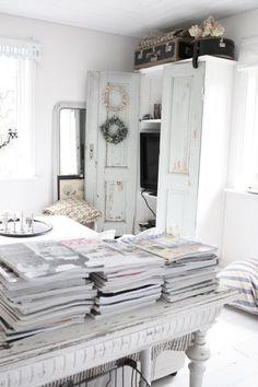 Scandinavian Interior. Home & Cottage.