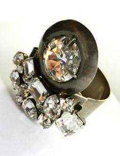 Authentic  MIU MIU Prada Bangle Bracelet  Rare by RAKcreations
