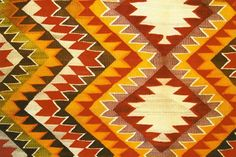 Historic Native American Textile  circa 1900 Red Mesa Transitional Blanket - Nizhoni Ranch Gallery