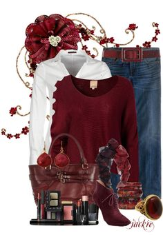 """""""Bring on Fall"""" by jackie22 ❤ liked on Polyvore"""