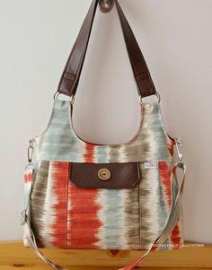 545 The Iris Convertible Shoulder Bag PDF Pattern