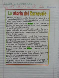 "Attività sul Carnevale – Classe terza [gallery ids=""540,541,542,543,544,545,546,547″ type=""columns""] Dual Language Classroom, Vintage School, Learning Italian, Teaching Activities, Teaching Materials, Problem Solving, Coding, Education, Columns"