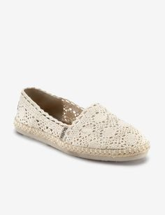 Bobs! ... Pretty much toms, but much less expensive