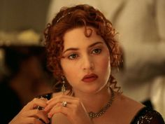 Rose (kate winslet) - titanic