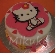 Tarta Kitty. Cakes