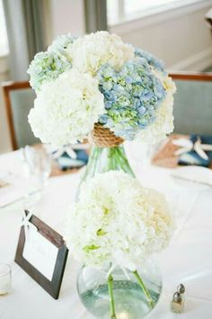 Simply yet classy centerpiece
