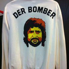 Adidas 2006 World Cup Germany Gerd Muller Der Bomber Jacket