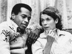 A production shot from 1987 play Scrape Off the Black  http://www.stratfordeast.com/about-us