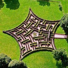 Hampton Court Palace maze | Britain's most mind-boggling mazes - Gardening