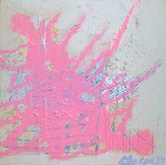 "Saatchi Online Artist: Claire Desjardins; Acrylic, 2011, Painting ""Wired"""