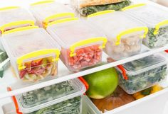 Cari Tahu Wadah Plastik Makanan yang Aman dengan Kode Ini