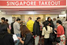 New Pop-Up Shipping Container Restaurant Brings a Taste of Singapore to the World