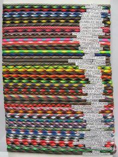 paracord for bracelets!