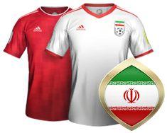 2b8c677a0 Iran FIFA 18 World Cup 2018 Kits  worldcup  worldcup2018  fifaworldcup Iran  Fifa