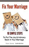 Free Kindle Book -   Fix Your Marriage: 10 Simple Steps To Put The Joy And Intimacy Back In Your Marriage (One New Habit) Check more at http://www.free-kindle-books-4u.com/parenting-relationshipsfree-fix-your-marriage-10-simple-steps-to-put-the-joy-and-intimacy-back-in-your-marriage-one-new-habit/
