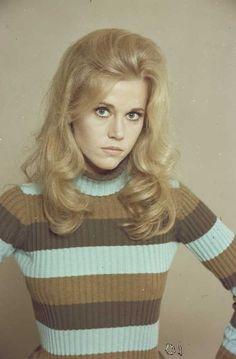 Jane Fonda. Undated/Uncredited Image.