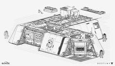 dorje: Destiny Moon Base