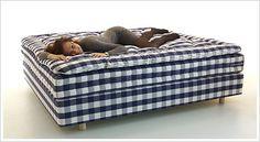 I Love Hästens. Natural, wonderful bed.