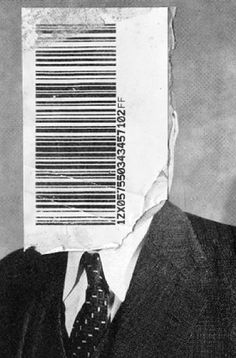 Collage - bar code.