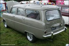 Ford and Vauxhall Cars of E.D Abbott – Reallyloud Classic Cars British, Ford Classic Cars, British Car, Ford Zephyr, Old Lorries, Coach Builders, Ford Capri, London Bus, Car Ford