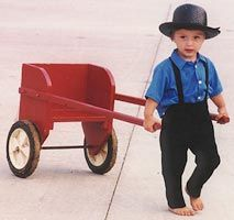 The life of an Amish child ... Part 1