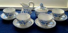 Antikes Service von Schierholz Porzellan, 11-teilig, handbemalt | eBay 47,54