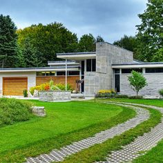 Driveway Landscaping Ideas Design Ideas, Pictures, Remodel, and Decor - page 6