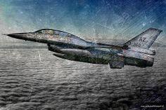 RNLAF, F-16b J-368