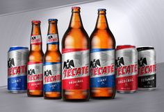Elmwood re-defines Mexican masculinity with Tecate — The Dieline - Branding & Packaging