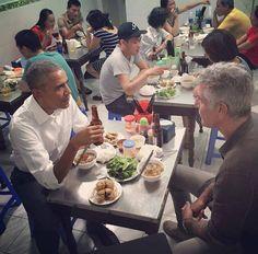 "Bun Cha (Kebab rice noodles)  Hanoi – An ""excellent"" dish as the praise of President Obama    #kebabsricenoodles #buncha #bunchathitnuong #bunchahanoi #hanoi"