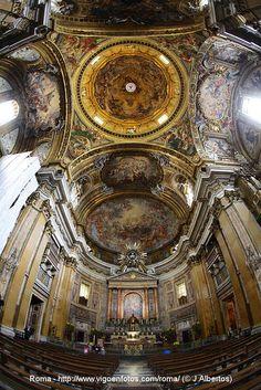 Chiesa del Sacro Nome di Gesù,Roma