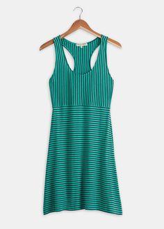 Striped Ruby Dress | Rodale's