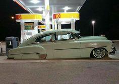 1952 Chevy Fleetline