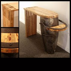 Park City gallery located on historic Main Street featuring fine art by contemporary artists such as: Rebecca Kinkead, Jylian Gustlin, and Matt Flint. Reclaimed Wood Kitchen, City Gallery, Park City, Contemporary Artists, Pallet, Grass, Touch, Home, Style
