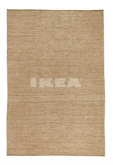 """Ikea Sinnerlig seagrass rug - Available Fall 2015 - 6'7"""" x 9'10"""" - $69.99  Possible new dinning rug"""