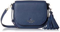 kate spade new york Orchard Street Small Penelope Cross Body Bag, Ink Well, One Size * Click on the image for additional details.