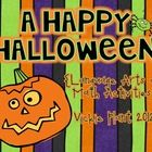 $This pack is full of center activities to get your kiddos in the Halloween spirit while meeting tons of Common Core standards (standards are includ...