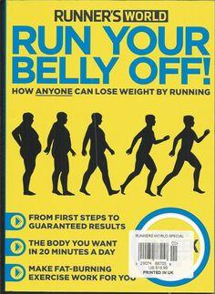 Runners World magazine Weight loss Workouts Training Nutrition Motivation Injury