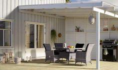 Pergola og terrassetak - Byggmakker+