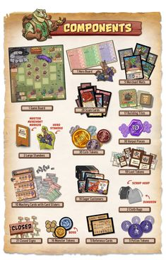 Components - Heroes Welcome