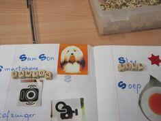 Spelen met letters en woorden S