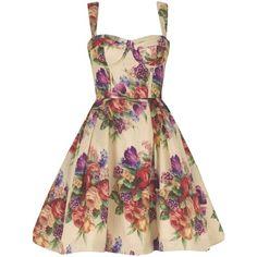 Cute summer party dress