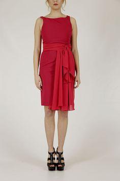 Elisabetta Franchi CELYN B AB8273595 213 P/E14 donna abito vestito