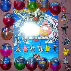 15 Pokemon Figures B